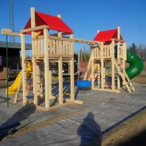 Module de jeux  Ciné-parc Orford
