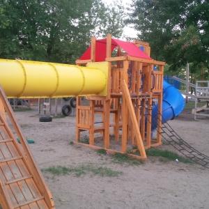 Module de jeux  camp Kounak