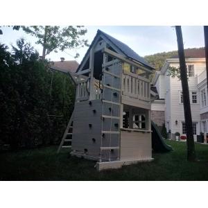 Module de jeux  Mont St-Hilaire