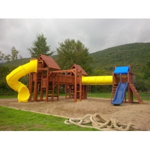 Module de jeux  Petite rivière St-Francois